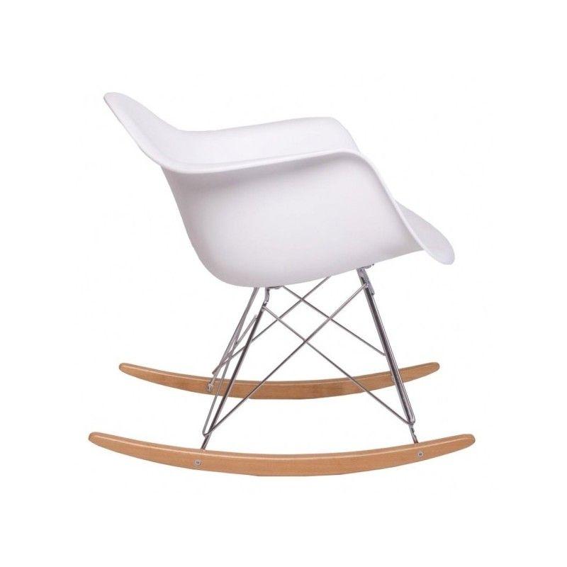 Silla Mecedora Tower  Reallynicethings  Apaingarriak  Eames rocking chair Rocking Chair y Childrens rocking chairs