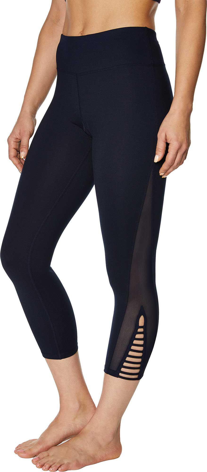 2f041e794d568 Betsey Johnson Women's Mesh Vented Crop Legging | Products | Betsey ...