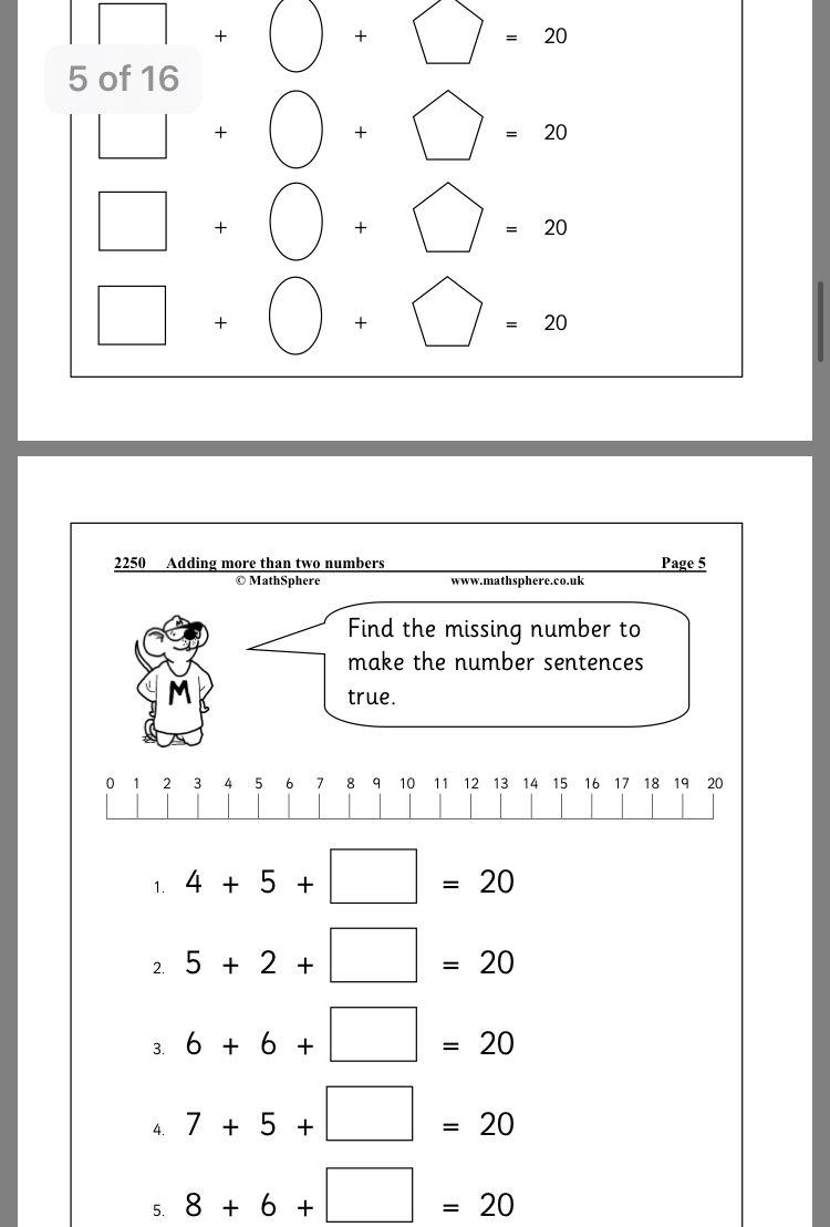 Pin by Hanit Schuldenfrei on Kindergarten math