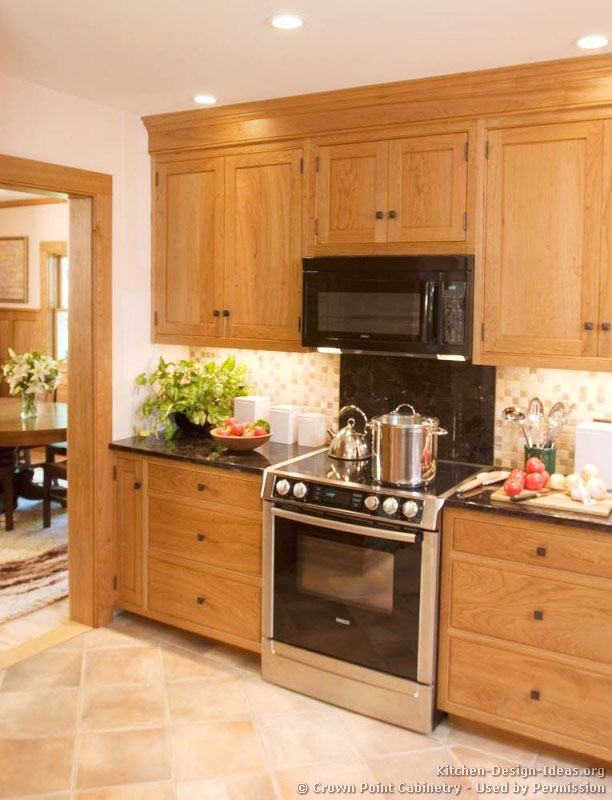 Best Pictures Of Kitchens Traditional Light Wood Kitchen 400 x 300