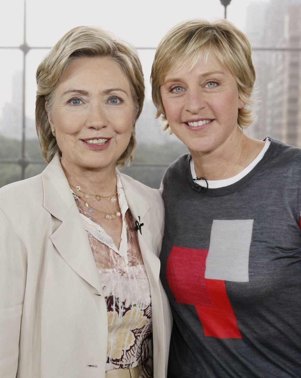 Clinton hillary lesbian