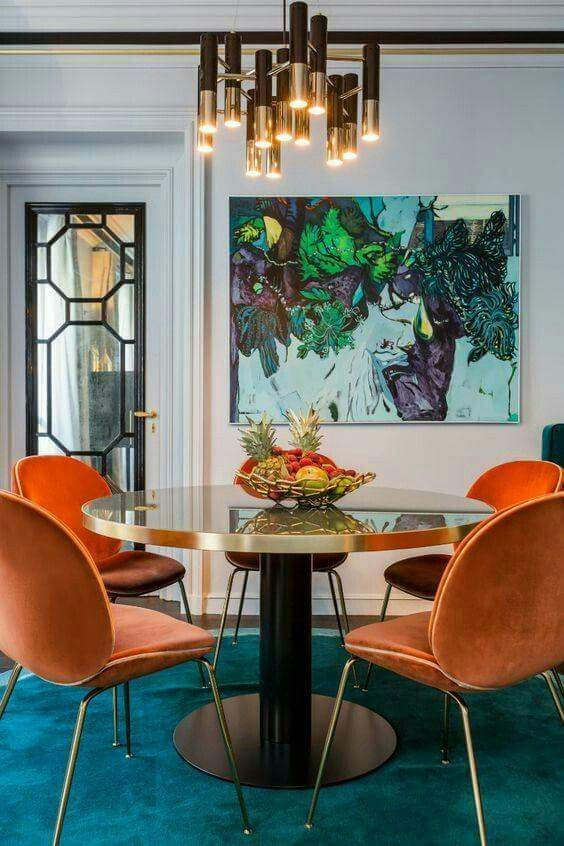 Stunning Modern Dining Tables Ideas To Redecorate Your House This Fall |  Www.bocadolobo.