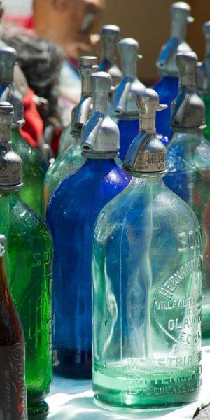antique soda bottles ... memories