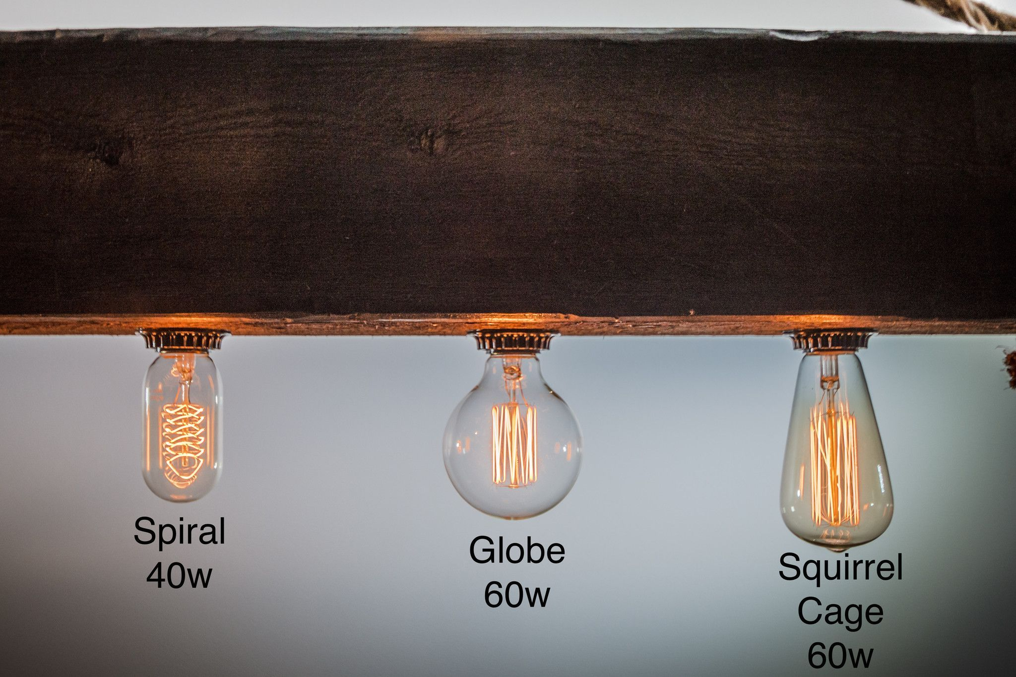 The Hangman Wall Sconce In 2018 Products Lmparas Wiring A Light Into Loop This Rustic Includes Dimmable Edison Bulb Hung Below Protruding 4x4 Beam Exposed Cloth Covered Rope Wire Loops Over