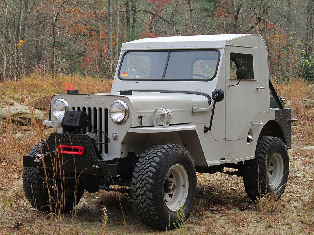 I want a flat fender jeep(cj2a/b/3a/b/MB/J54) what do i need