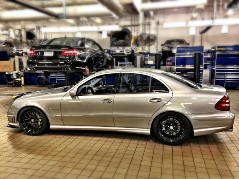 Worksheet. Mercedes benz w211 e63 side skirts for all 20032009 w211 e class