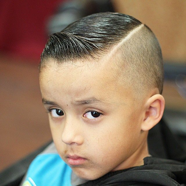 slick haircut with a quiff and whitewalls | whitewalls and ...