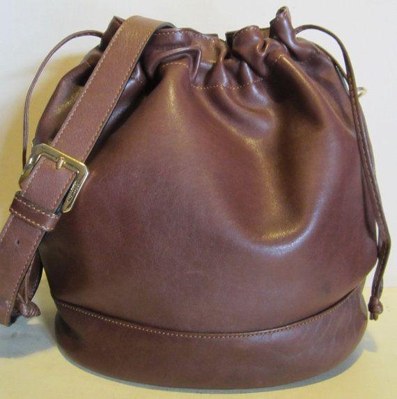 2b17f23cb3ac Gorgeous vintage Italian leather tote bag, hobo. Elmani, Italy | The ...