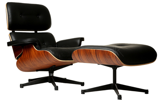 Buy Charles Eames Style Lounge Chair And Ottoman With FREE UK Delivery Swivel Supply The Highest Quality Reproduction Furniture To Online