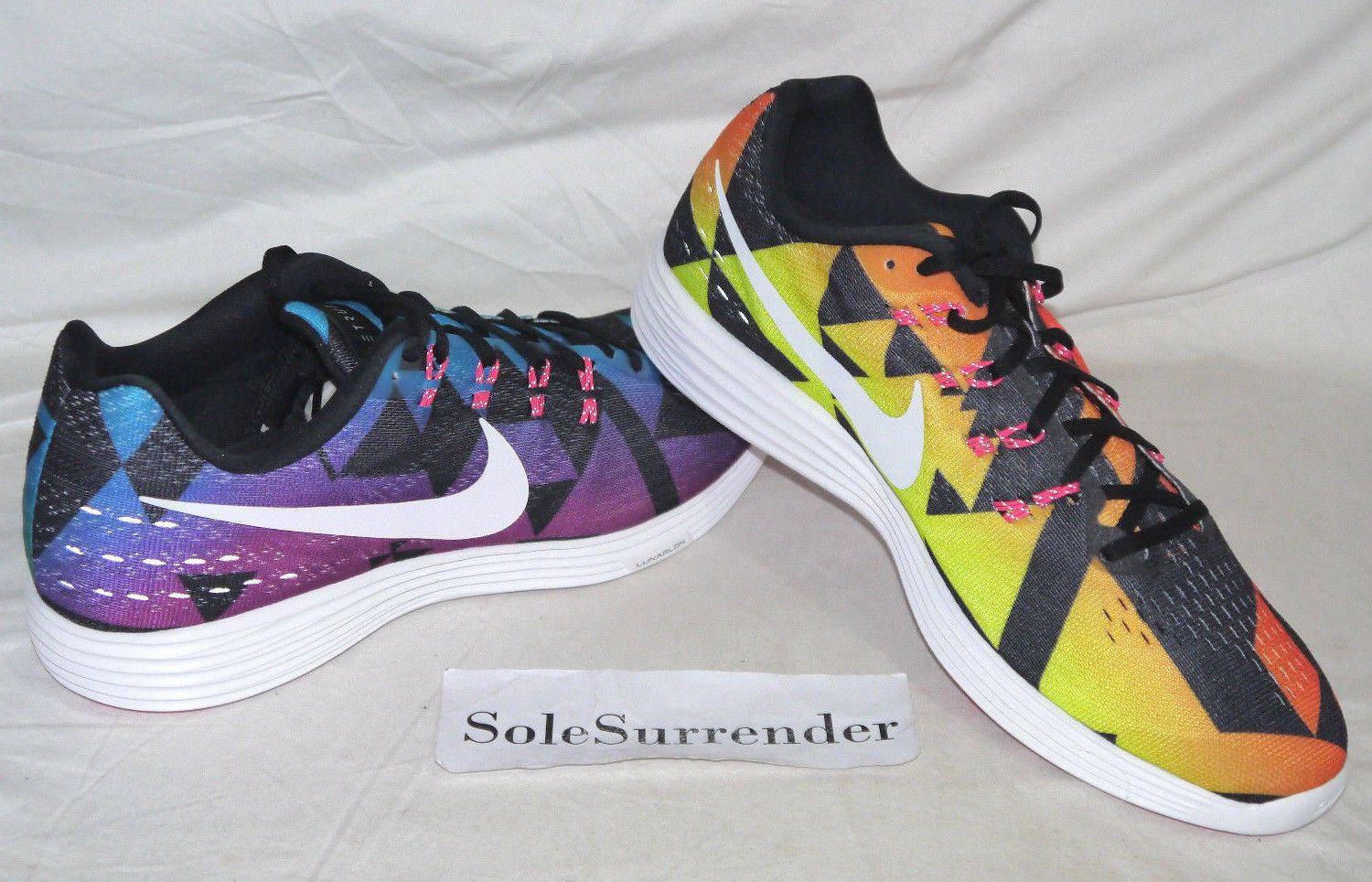 99586694eef7 Nike Lunartempo 2 Be True - CHOOSE SIZE - 848124-600 LGBT Gay Pride Rainbow