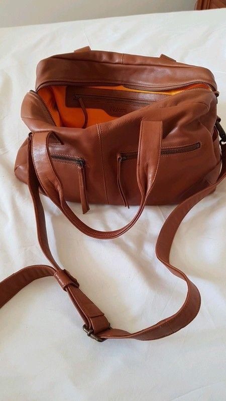 c525c40e64 Sac en cuir Natera | Vente Vêtements Vinted | Pinterest | Sac en ...