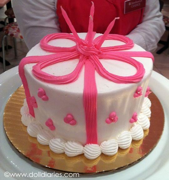 Incredible American Girl Birthday Cake Pics American Girl Birthday Cake Funny Birthday Cards Online Elaedamsfinfo