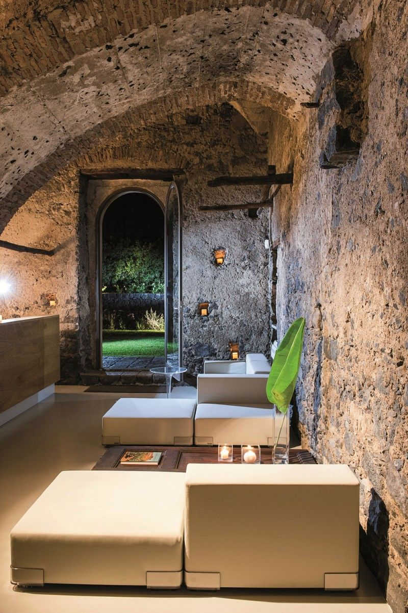 The Zash Country Boutique Hotel Designed By Antonio Iraci Giarre A Town On