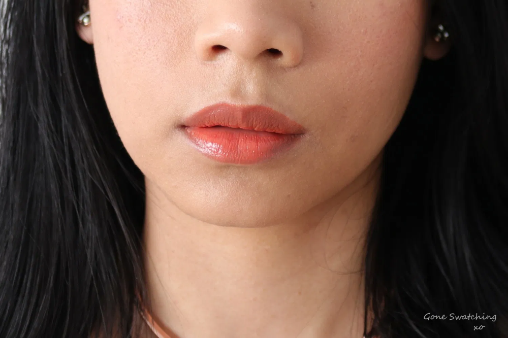 Luk Beautifood Lip Nourish Review and Swatches - Nude
