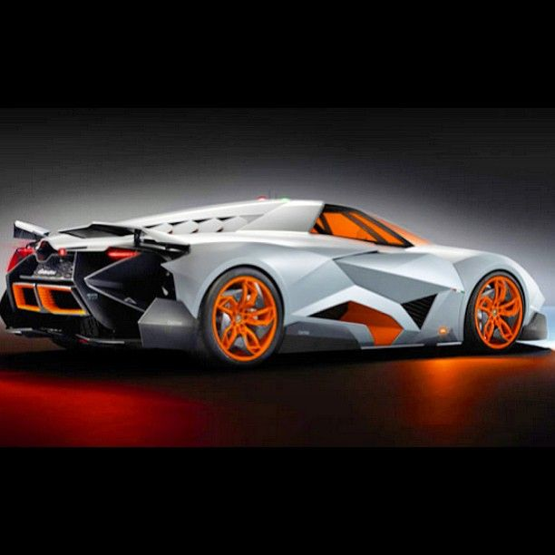 The Lamborghini Egoista The Maddest Bull Ever My Beautiful Whips