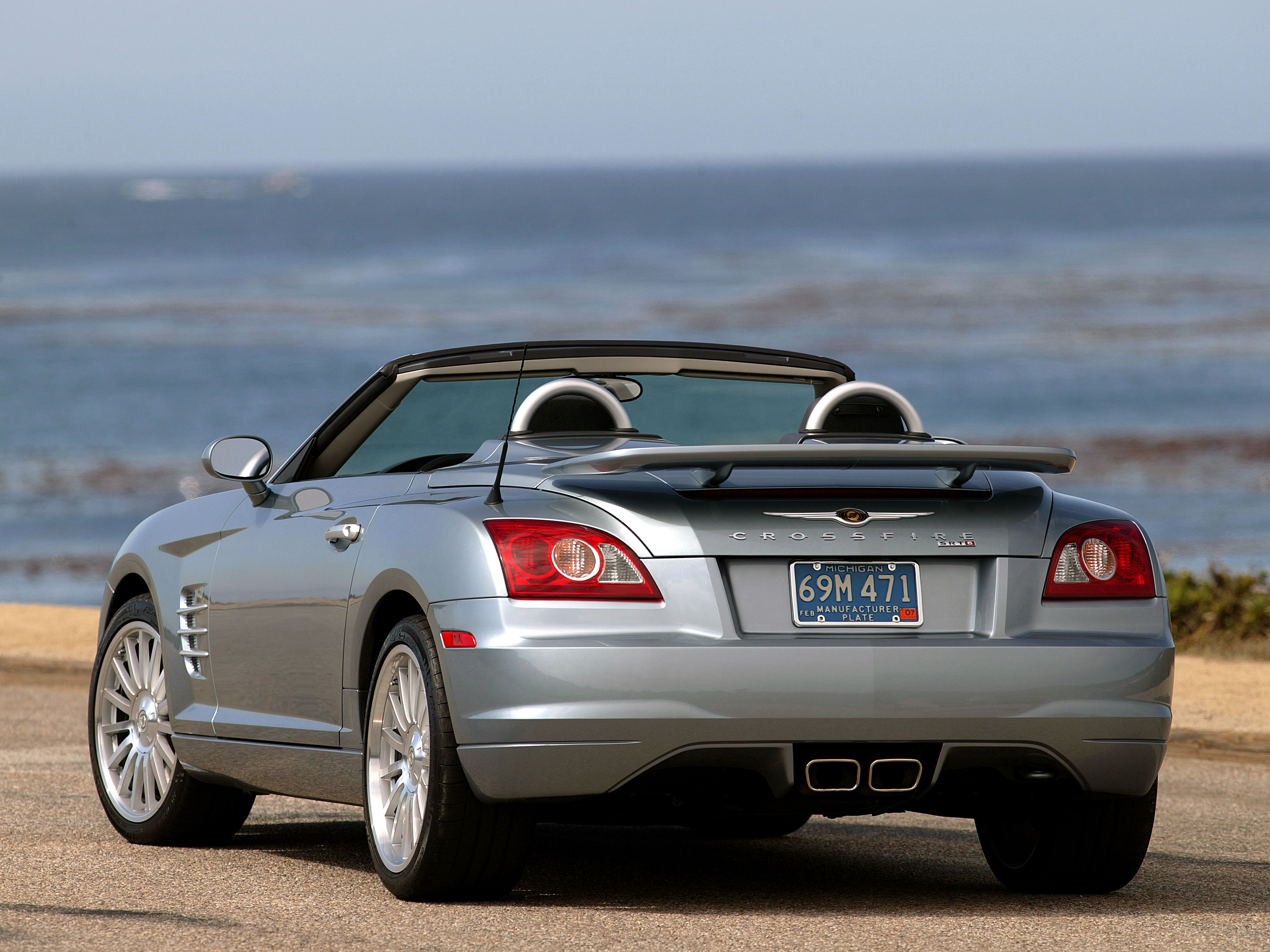 Image Result For Crossfire Srt6 With Images Chrysler Crossfire