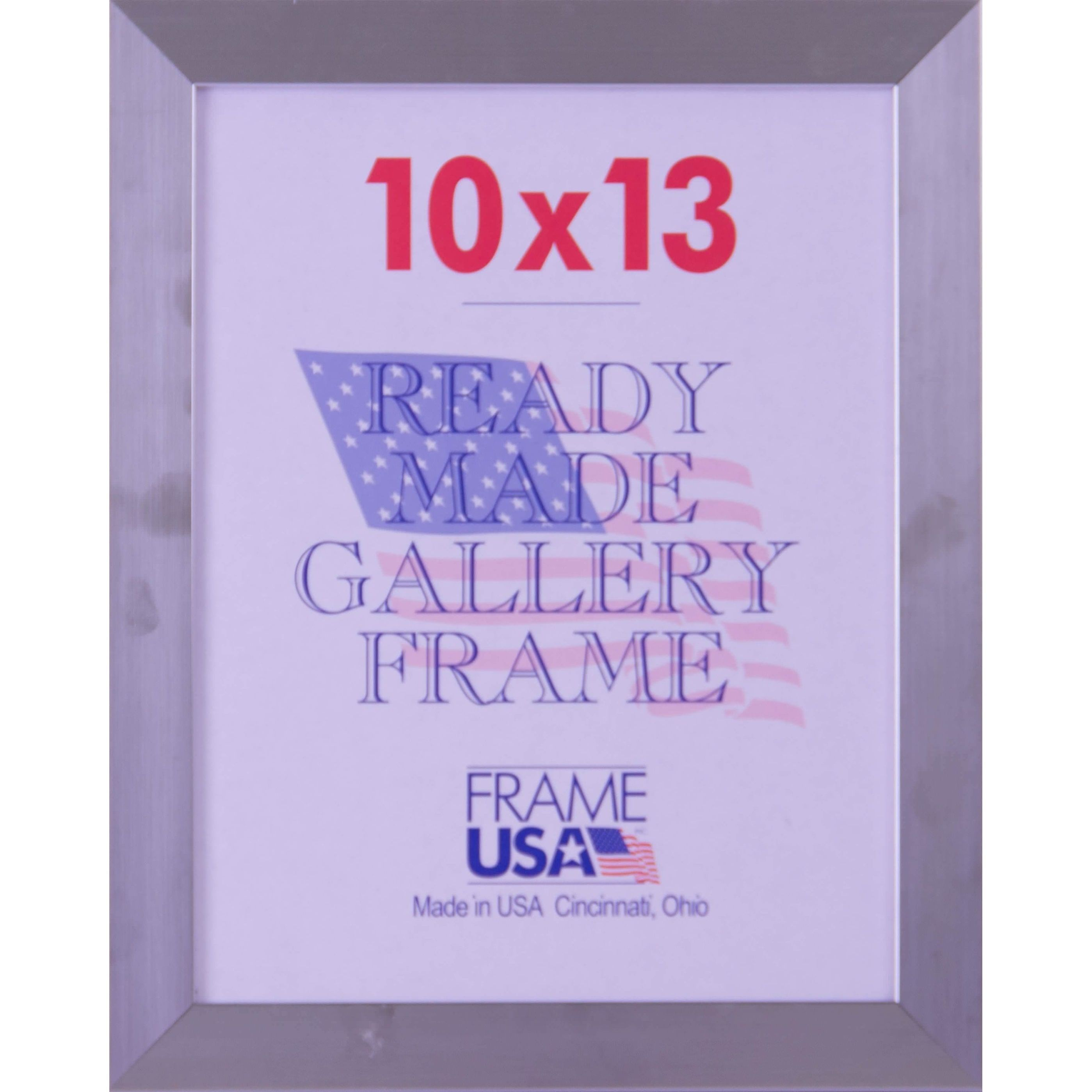Simply Poly Silver (Wall Frame - 10x13) (Plastic) | Outlet store and ...