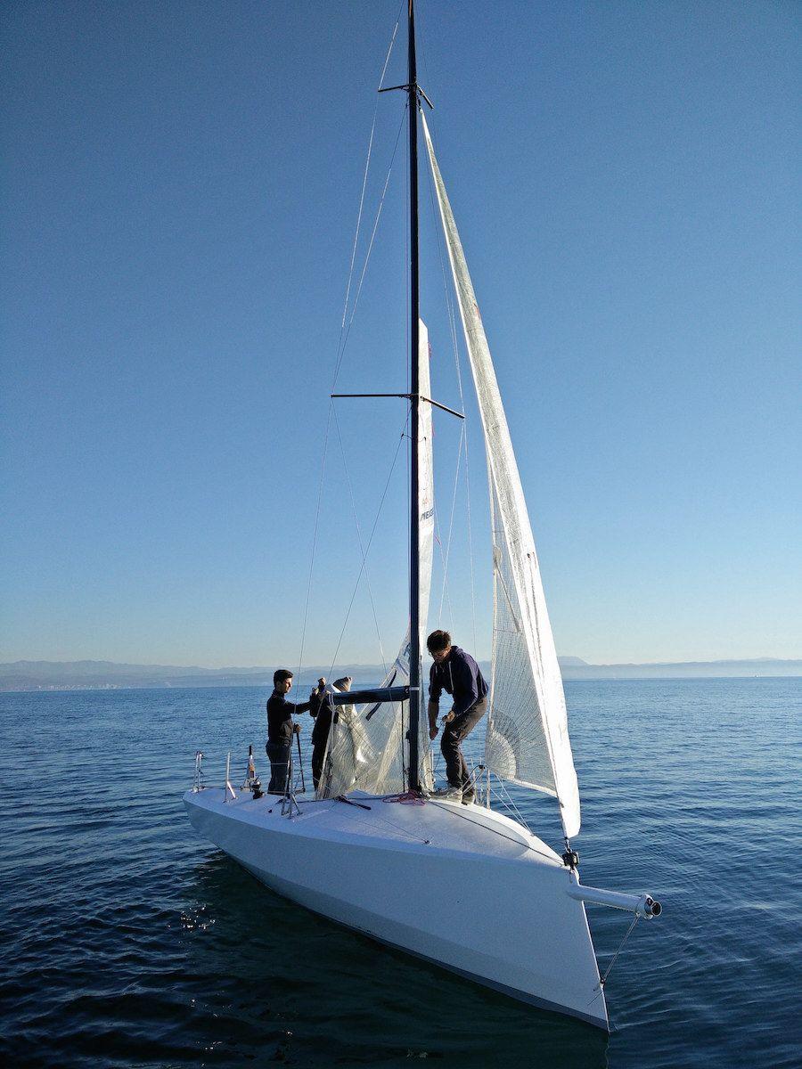 Sail boat kit   Boats and Ships   Boat, Boat kits, Sailing dinghy