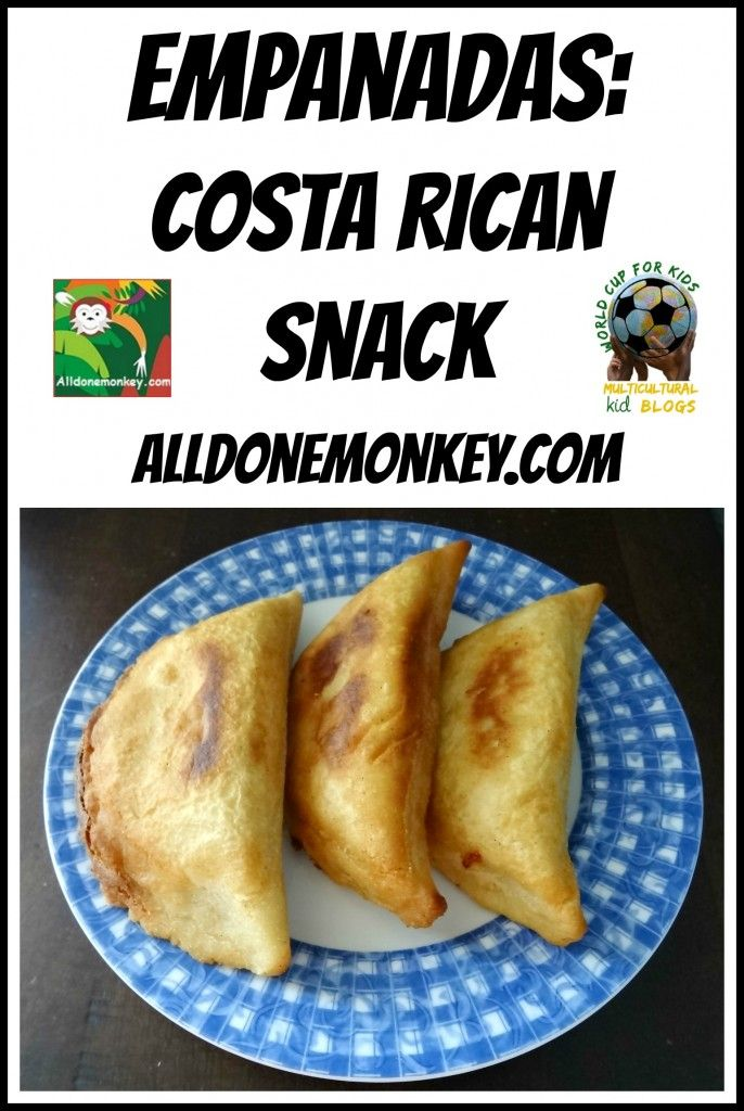 Costa rican snack empanadas empanadas monkey and snacks food ideas costa rican snack empanadas all done monkey forumfinder Image collections