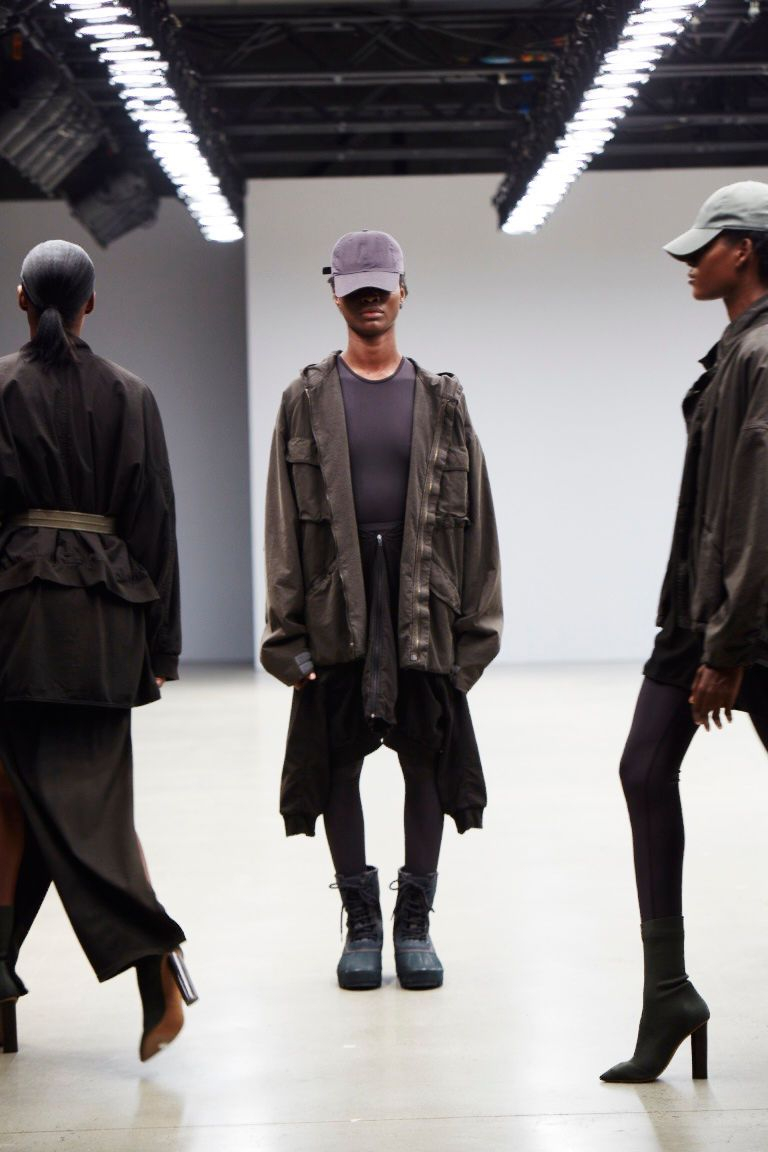 Kanye West S Yeezy Season 2 Fashion Show Event Recap In 2020 Yeezy Fashion Show Yeezy Season Yeezy Season 2