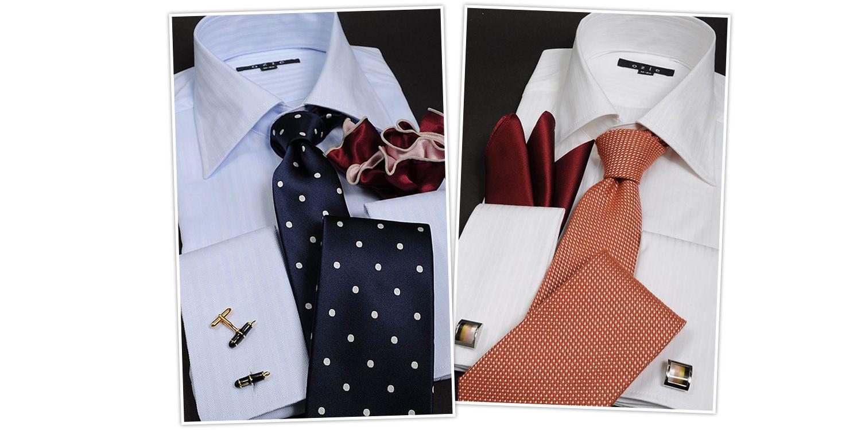 dubble cuffs shirts