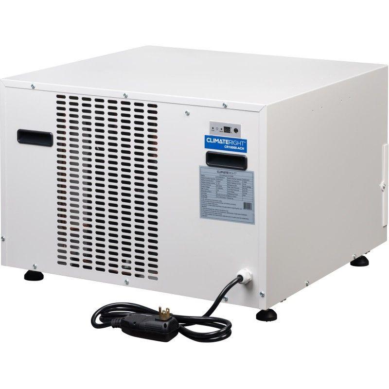 Cr10000ach 10 000 Btu Portable Air Conditioner And Heater Heat Pump Heat Pump Dehumidifiers