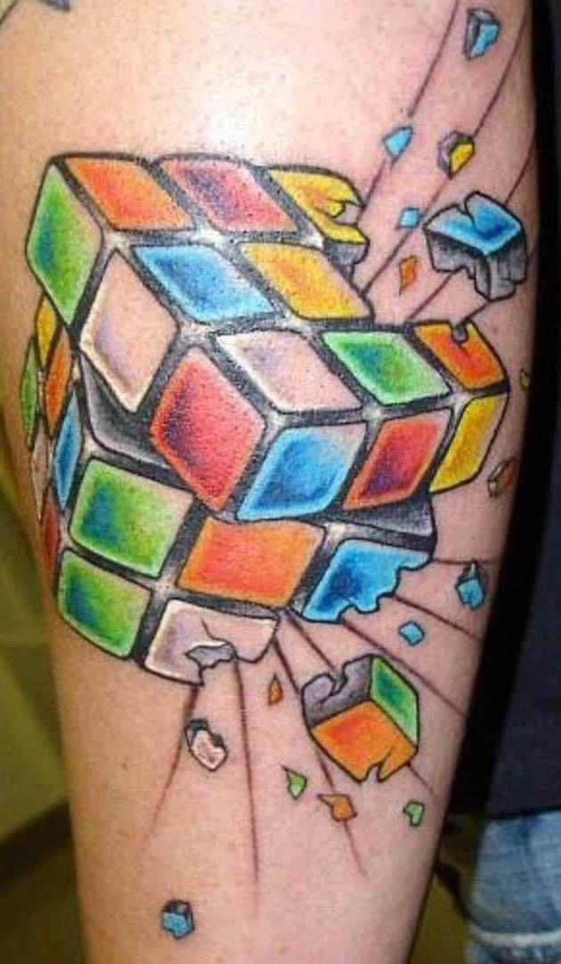 Lion tatuaj - sensul