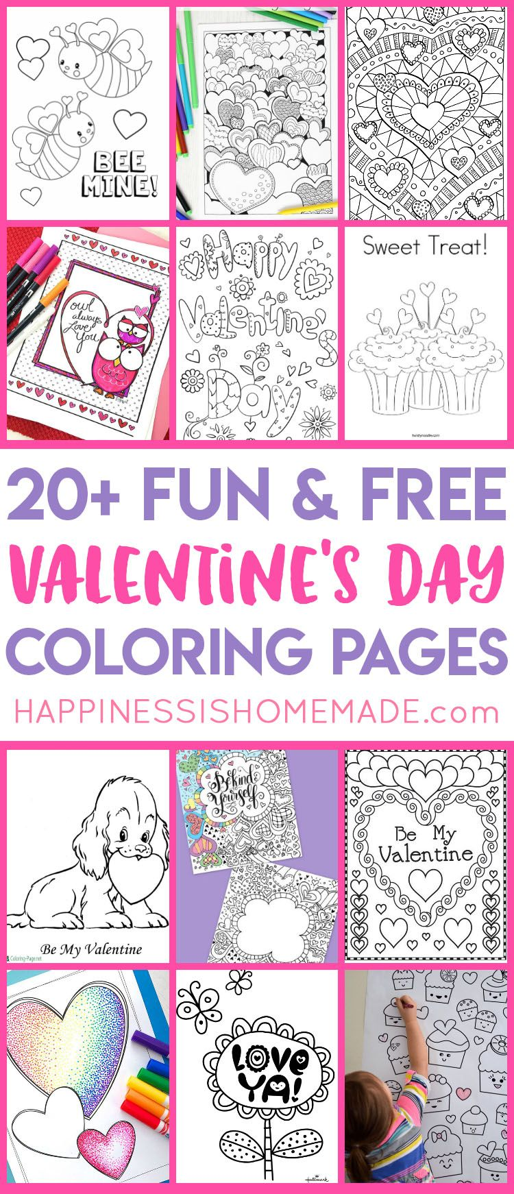 18+ Fun Valentine\'s Crafts & Activities for Toddlers | Free ...