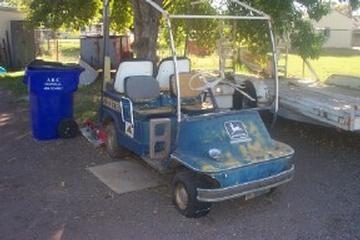 Vintage Cushman Golfster 1974 Golf Cart Golf Carts Golf Cart