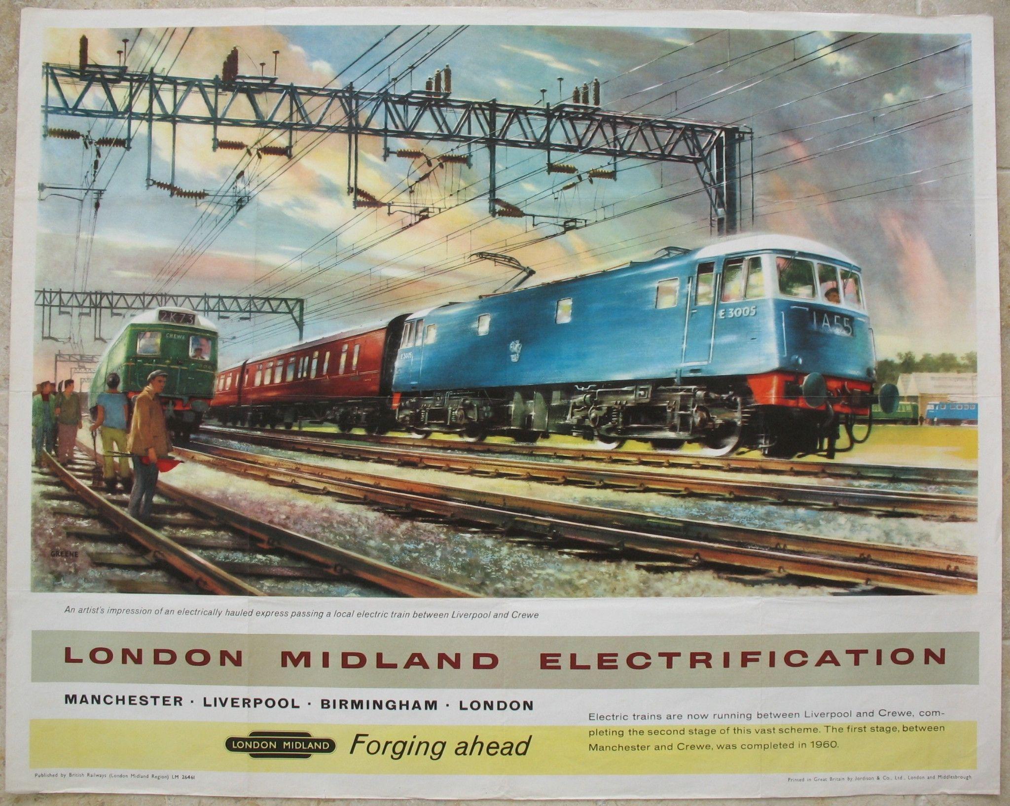 ALIQUIPPA PA Pittsburgh /& Lake Erie Railroad Train Travel Poster Art Print 131