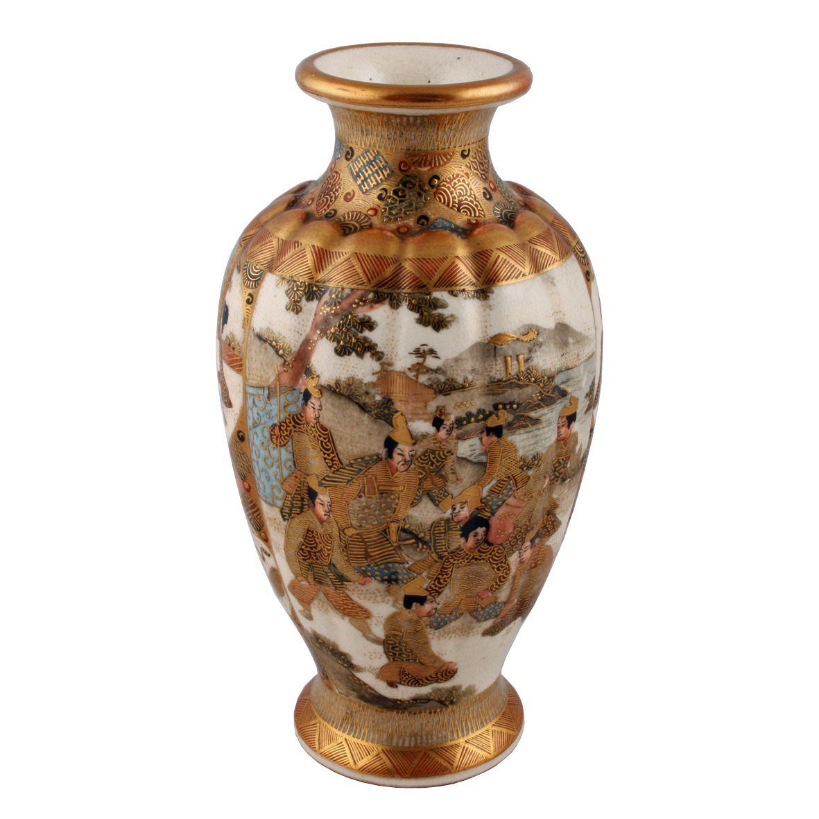Japanese satsuma pottery vase japanese vases pinterest japanese satsuma pottery vase reviewsmspy