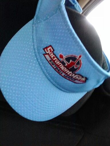I am on a softball team the color is sky blue and are name is blue jets