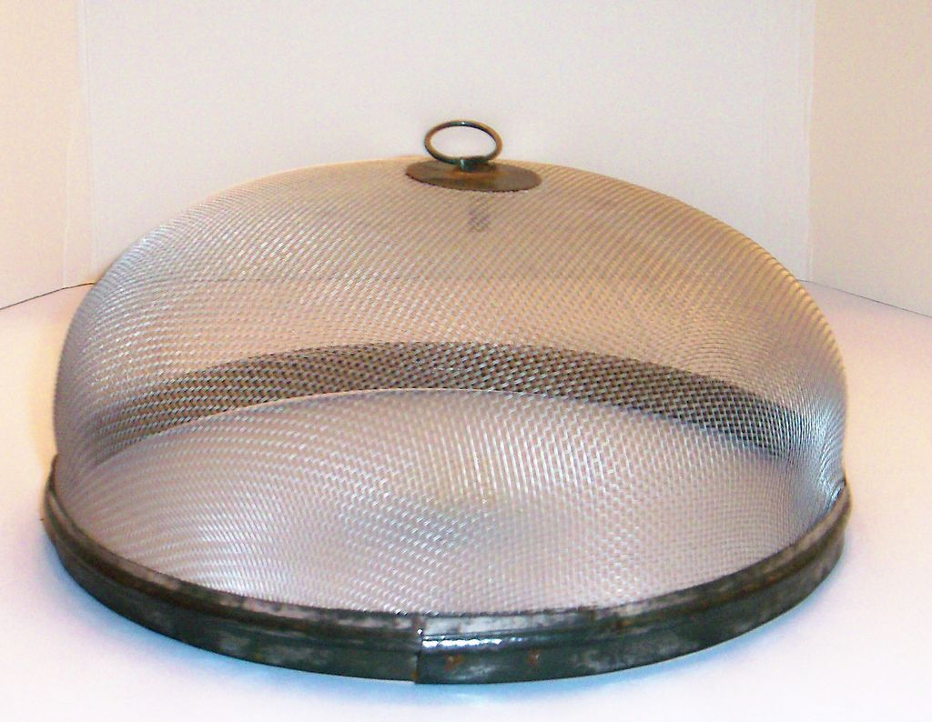 Vintage Shoo Fly Round Screen Food Cover & Vintage Shoo Fly Round Screen Food Cover | Shoo Fly | Pinterest ...