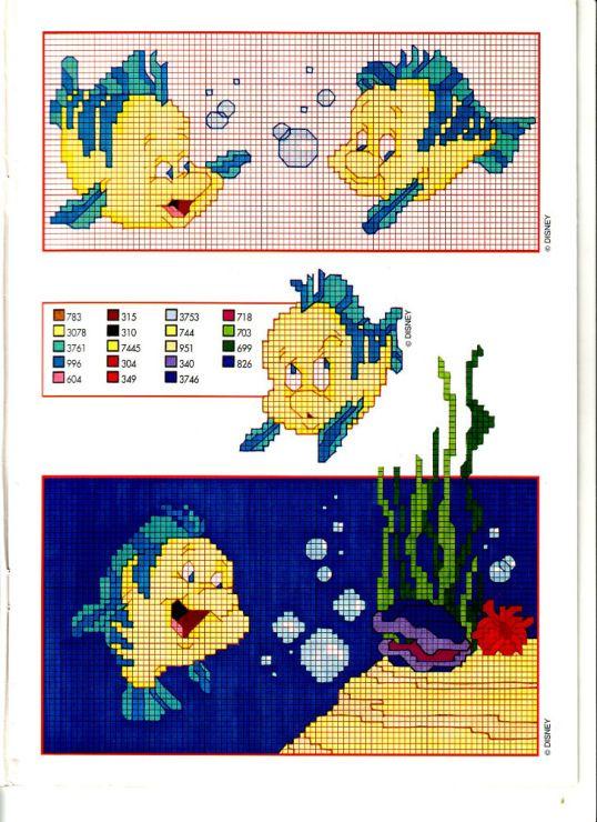 Gallery.ru / Фото #16 - ARIEL - KIM-3 | Den lille havfrue ...