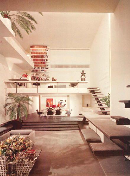 Home Retro Interior Design Design Interior Design