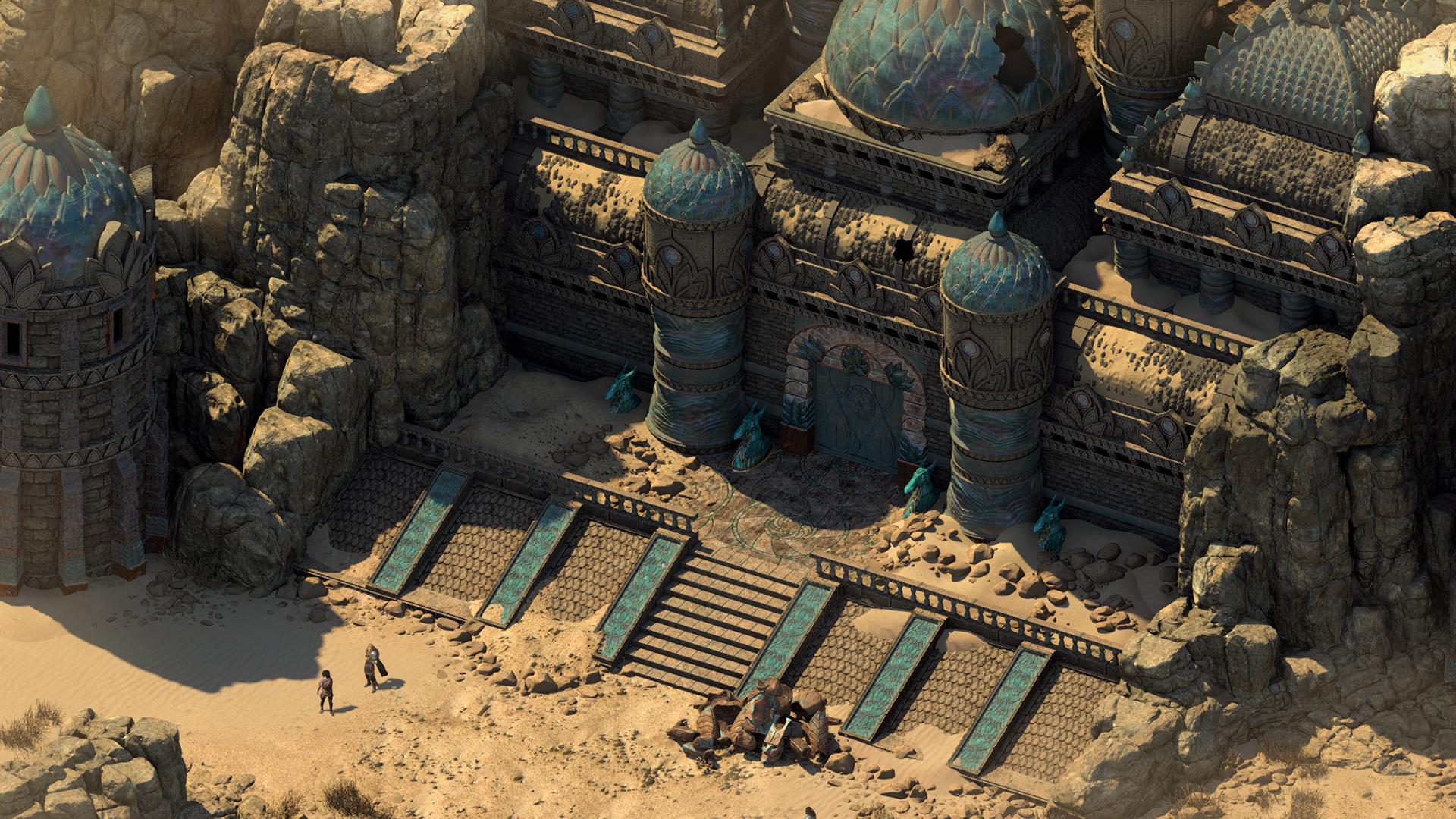 Obsidian Announces Pillars Of Eternity 2 Polygon Pillars Of
