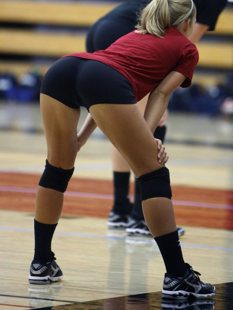 Volleyball babes nude-1638