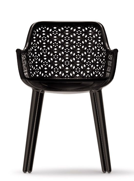Marcel Wanders' 'Cyborg' chair for Italian design house Magis. Featured in the next Habitus magazine!