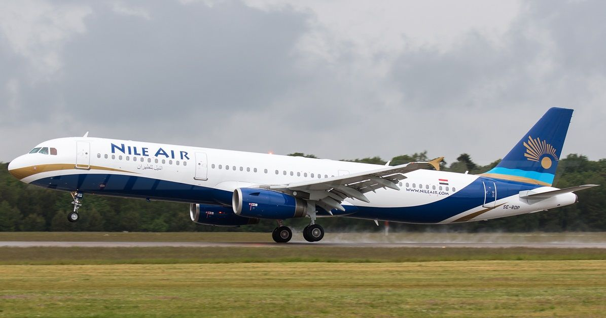 Nile Air Is An Egyptian Airline Based At Cairo International Airport That Operates Scheduled Services To Desti Cairo International Airport Online Tickets Egypt