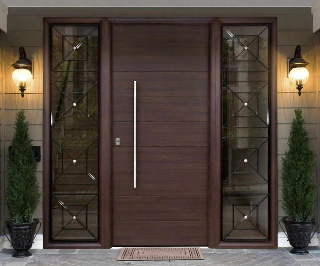 Unique 50 Modern And Classic Wooden Main Door Desi