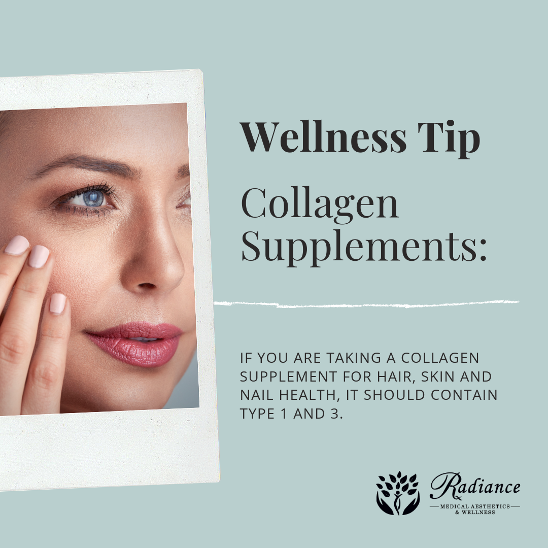 Collagen Supplements Fad Fiction Or Facts Featuring Skinade Radiance Medical Aesthetics Wellness Collagen Supplements Skincare Facts Collagen
