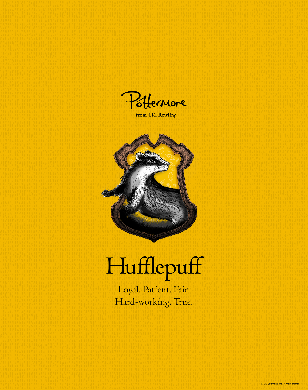 Test Maison Harry Potter Officiel Pottermore : maison, harry, potter, officiel, pottermore, Scamander, (Hufflepuff), Hogwarts, Harry, Potter, Funny,, Hufflepuff,, Hufflepuff, Wallpaper