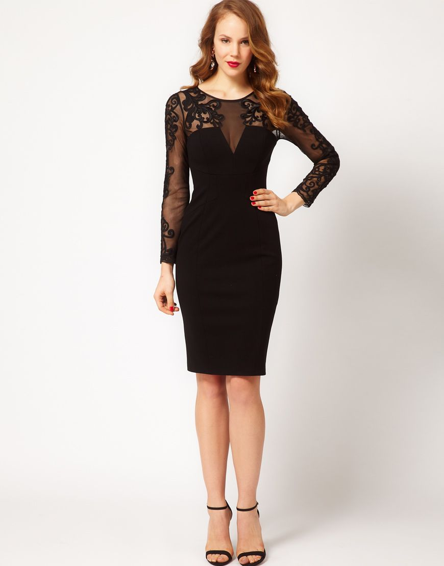 Dress code evening attire - What Is Cocktail Chic Attire Reference Com Long Sleeve Dresseslong Dressesevening