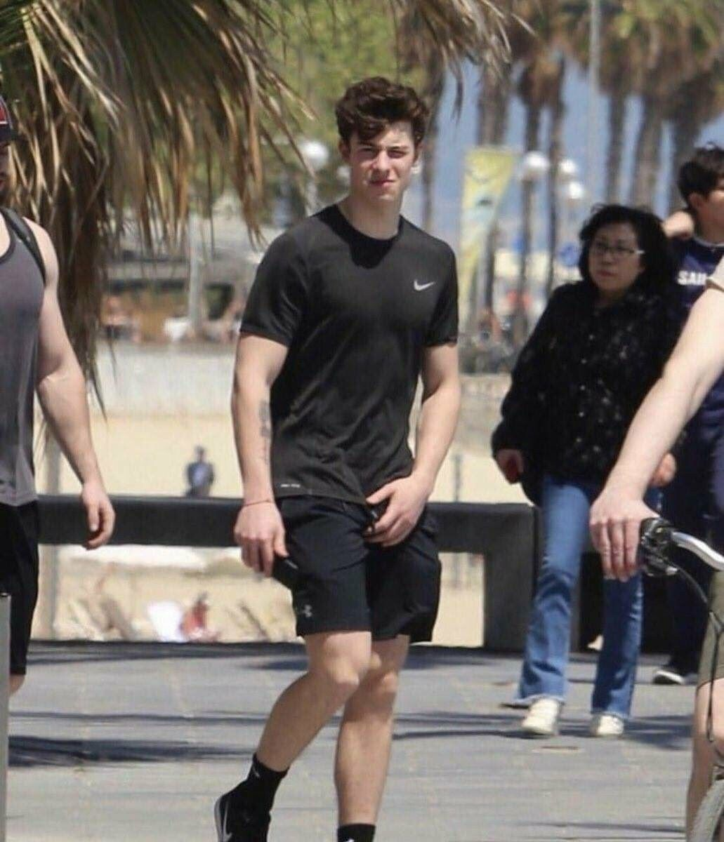 Shawn Mendes shows off more of his naked torso for Calvin