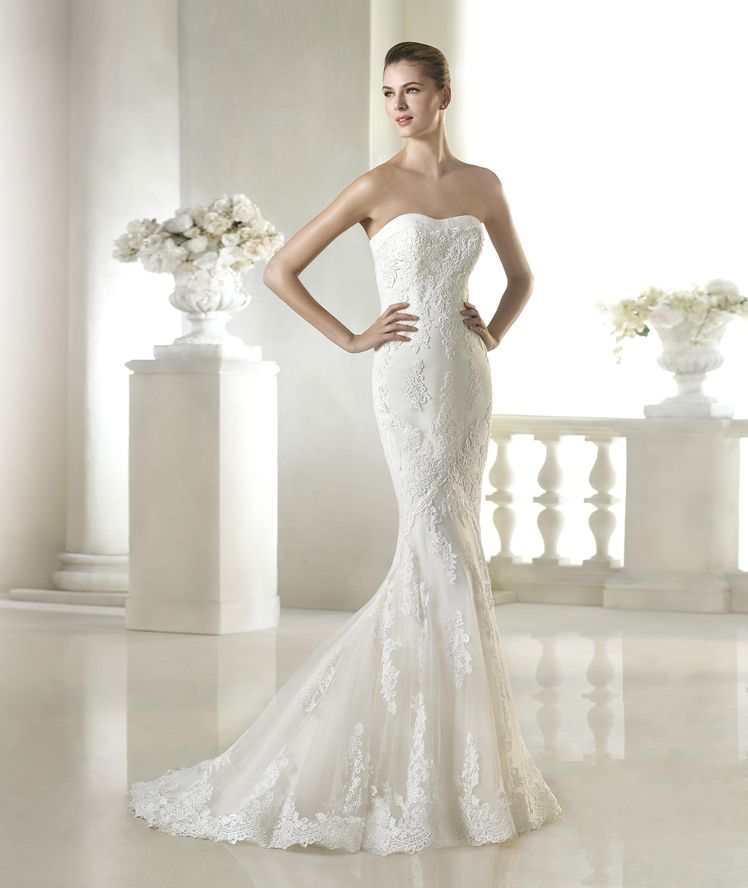 Atlanta wedding dress from the Fashion 2015 - St Patrick collection ...