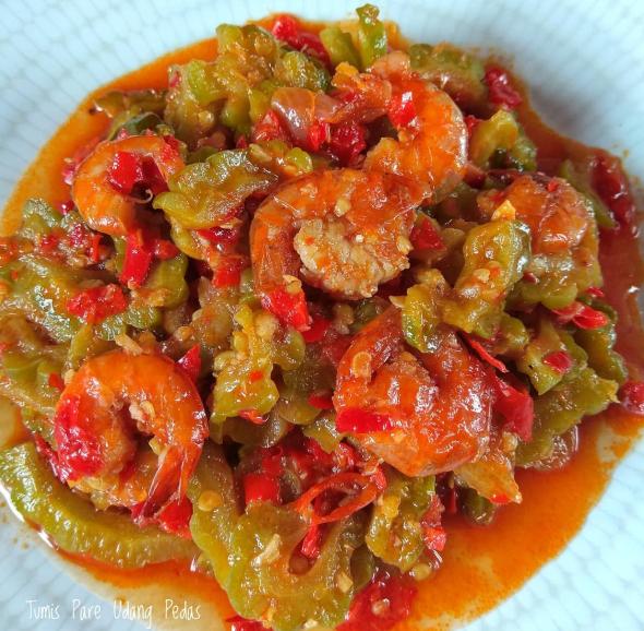 Resep Tumis Pare Udang Resep Masakan Resep Masakan Amerika Masakan