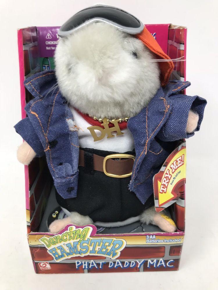 New Dancing Hamster Phat Daddy Mac By Gemmy Rapper S Delight