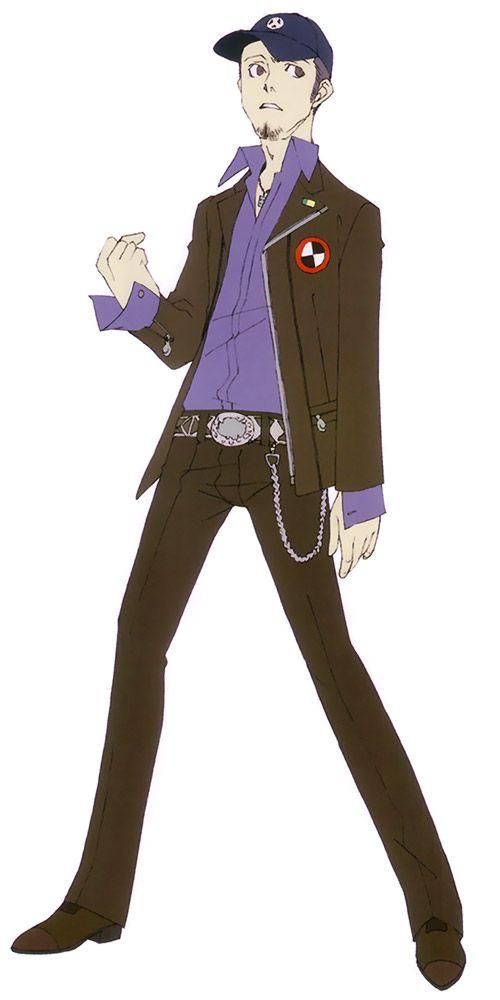 Persona 3 portable dating junpei