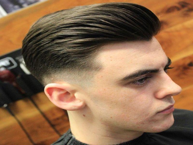 Nice Comeover Haircut Combover Rambut