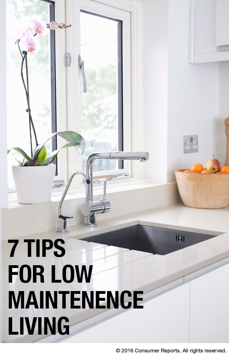 The Latest In Low Maintenance Living Types Of Kitchen
